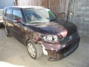 2008 SCION XB, 2.4L AUTO, COLOR BURGANDY, STK Z15923